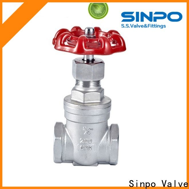 Sinpo Valve cast iron gate valves for business for home use