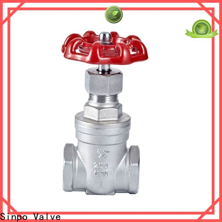Sinpo Valve 16 gate valve suppliers for factory