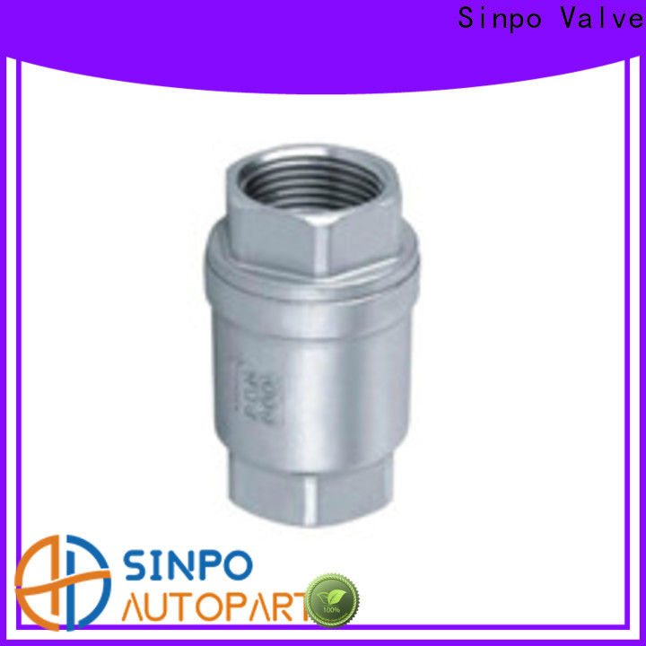 Sinpo Valve tom wheatley check valve supply for home use