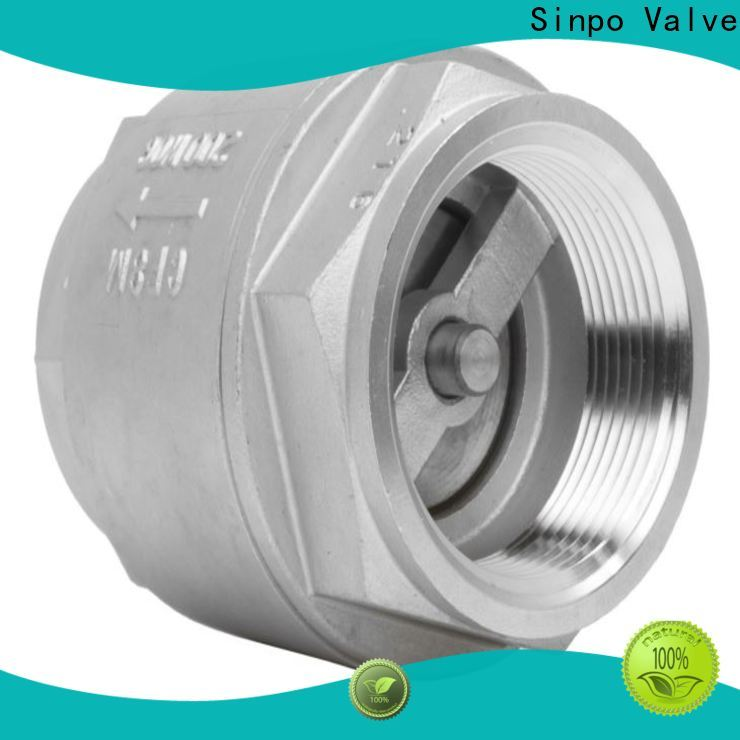 Sinpo Valve types of check valve for business for industrial