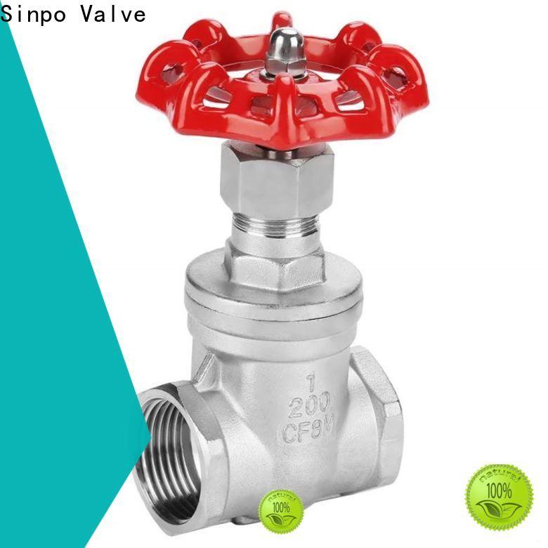 custom 1 inch gate valve pvc factory for industrial