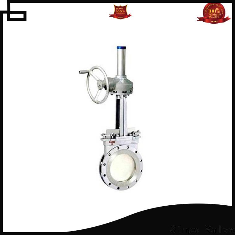 custom cryogenic gate valve supply for factory
