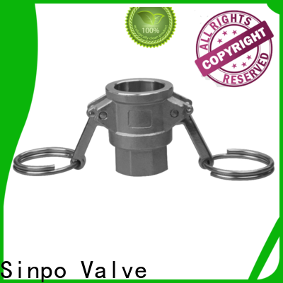 Sinpo Valve camlock female coupler manufacturers for home use
