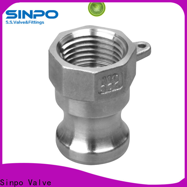 Sinpo Valve wholesale camlock type e manufacturers for home use
