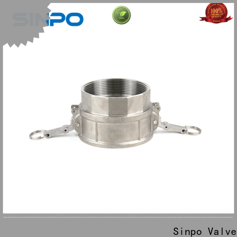 Sinpo Valve brass camlock coupling manufacturers for industrial