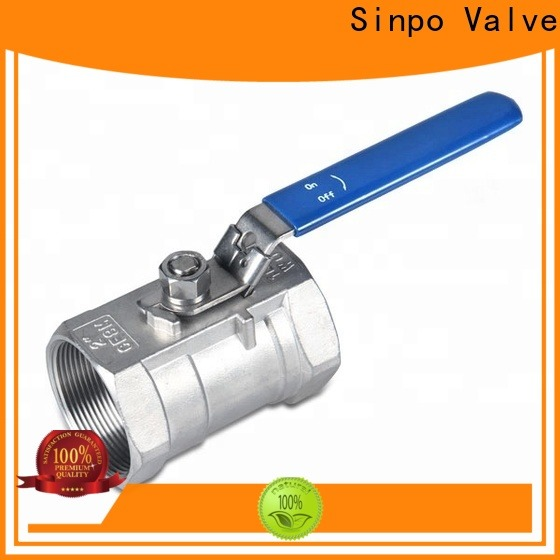 best high pressure ball valves stainless steel factory for factory