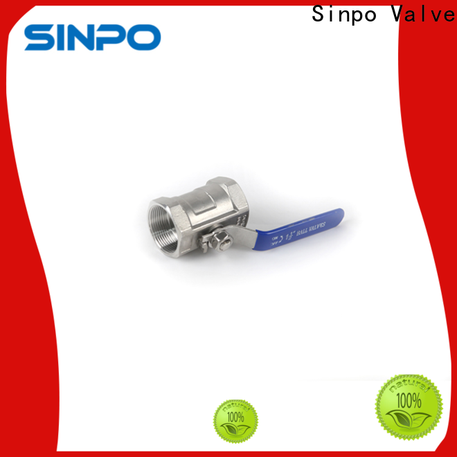 Sinpo Valve best 1 inch pvc ball valve price manufacturers for industrial