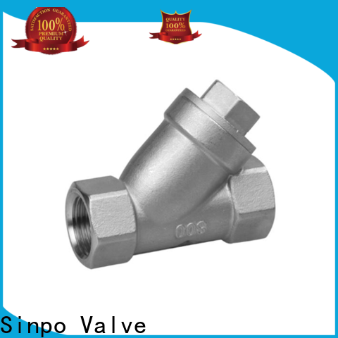Sinpo Valve new pipe strainers company for industrial