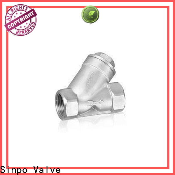 Sinpo Valve high-quality pipe strainers manufacturers for factory