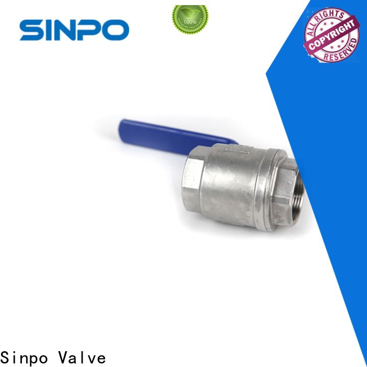 Sinpo Valve 2 plug valve suppliers for factory