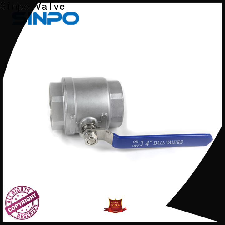 Sinpo Valve new united valve company factory for industrial