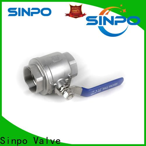 Sinpo Valve custom 4 plug valve manufacturers for home use