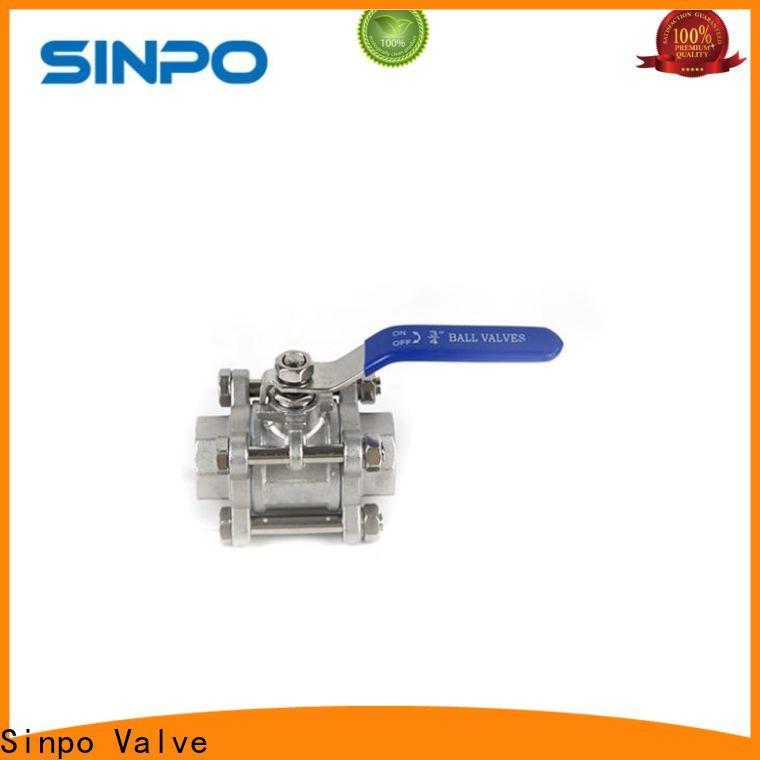 Sinpo Valve wcb valve body supply for factory