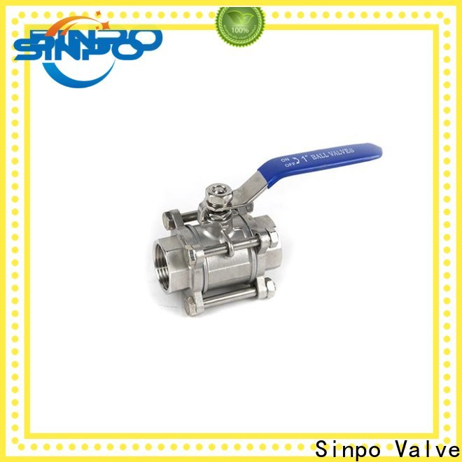 Sinpo Valve wcb valve body supply for industrial