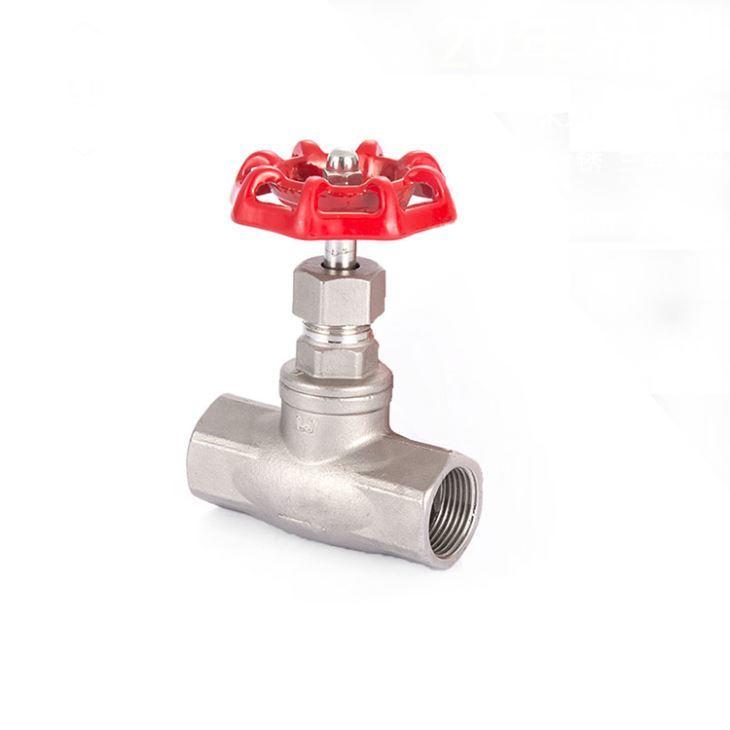 DN15 Stainless Steel Piston Pressure Peducing 1/2 Inch Globe Valve