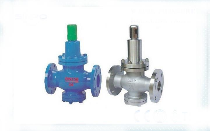 Class150 SS304 Flanged Water Pressure Reducing Valve