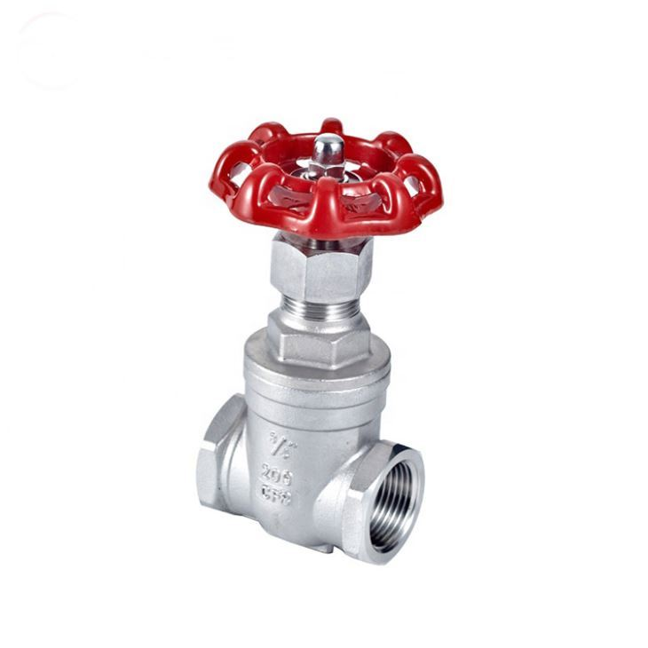 2 Inch Suitable For Water Gas And Oil Manual Stem Gate Valve
