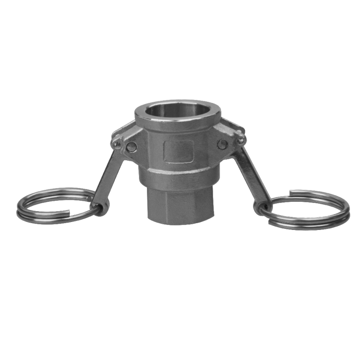 Type D 304 Stainless Steel 3 Inch Quick Joint Camlock Coupling Fittings