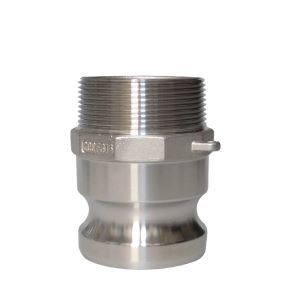 Type F Oil Feild 4inch DN100 Quick Connector Stainless Steel Camlock Coupling