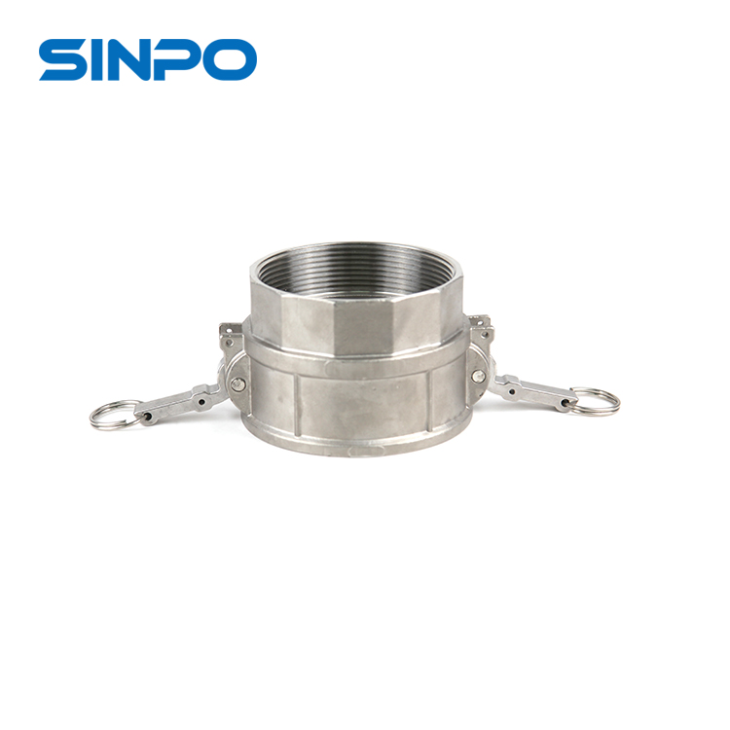Stainless Steel 304 Camlock Coupling A Quick Coupler 4 Inch