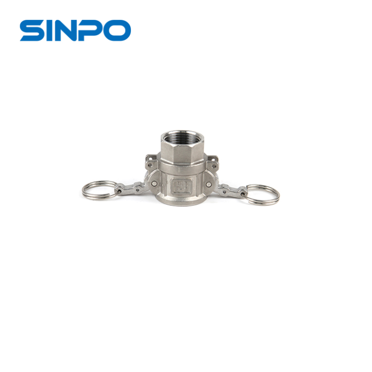 Type D Stainless Steel 316 Camlock Quick Coupling For Pipe Fitting