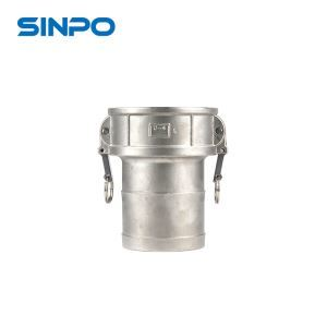 Heavy Weight NPT Thread Hydraulic Quick Connect Adapter Coupler