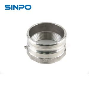 Heavy Weight Stainless Steel Hydraulic Quick Coupler Coupling Connector